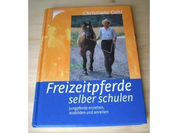Buch Freizeitpferde selber schulen