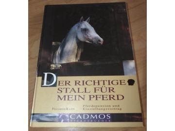 Buch Der richtige Stall für mein Pferd