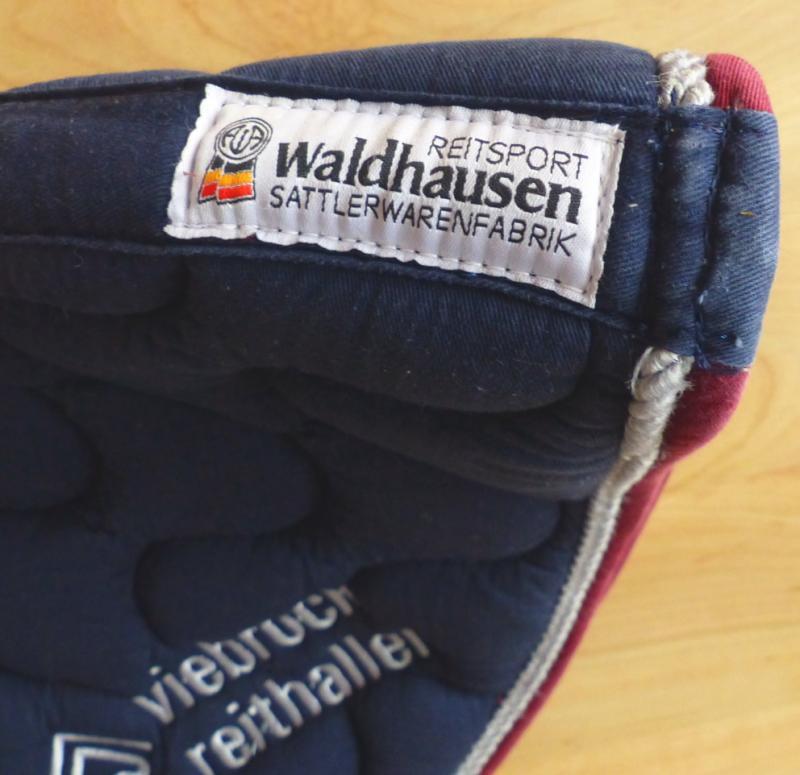 Waldhausen Springschabracke