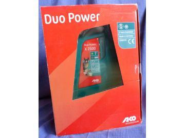 Ako Duo Power X 2500 E-Zaungerät