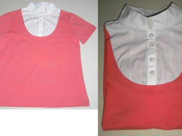 Isabell Werth Turniershirt/-bluse, Gr. 40
